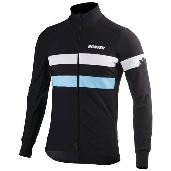 Thermo Jack RTR Speed Zwart-Wit-Retro blauw