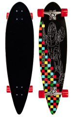 "Longboard 36"" Pintail Tropical Funk"