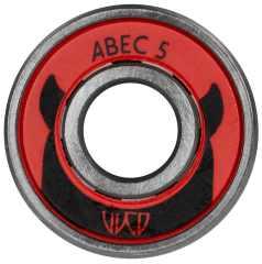ABEC 5 Freespin Powerslide 8 pk tube