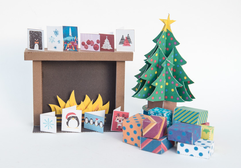 Christmas Crafts to Download and Make