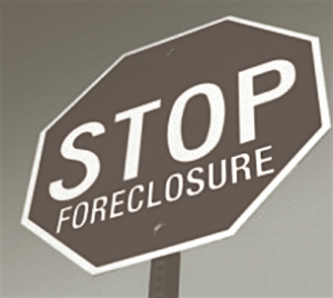 Chapter 13 bankruptcy puts a stop to foreclosure