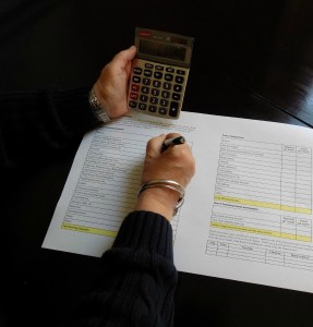 Bankruptcy Schedules Crunching Numbers
