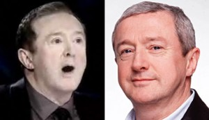 Louis Walsh - before and after