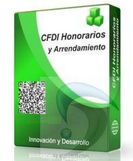 CFDI para Honorarios y arrendamiento
