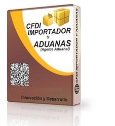CFDI agenca aduanal