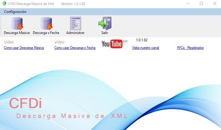Software para Visualizar Validar masivamente y Exportar Xml a Excel-CFDI Tools