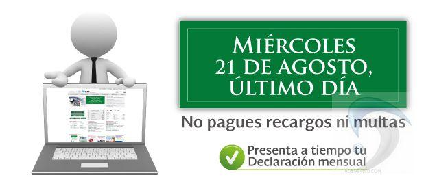 prorroga pago provisional julio 2013