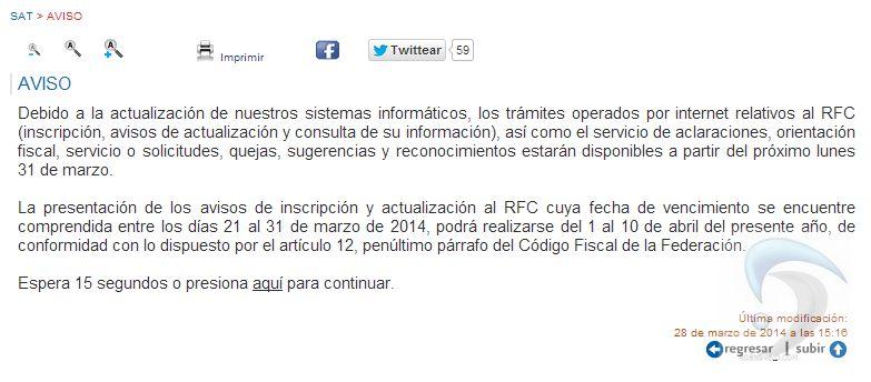 regimen de incorporacion fiscal