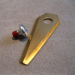 Ersatzmesser Bosch Indego Bild3