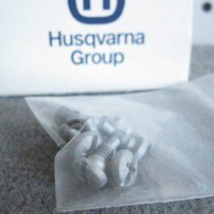 9 Stück Schrauben für Husqvarna Originalmesser