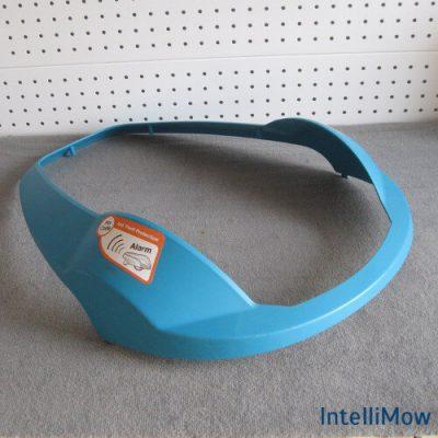 Verkleidung blau/türkis 577707301 mit Logo