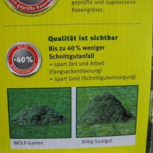 Wolf Garten Robo Spezial Rasenmischung Bild2