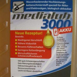 Kettlitz medialub 2000 Sägekettenöl für Akkusäge wasserbasierend Bild 2