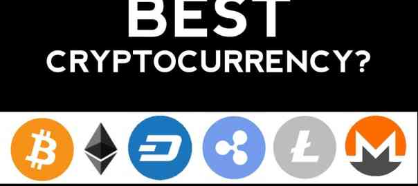 top cryptocurrency investment
