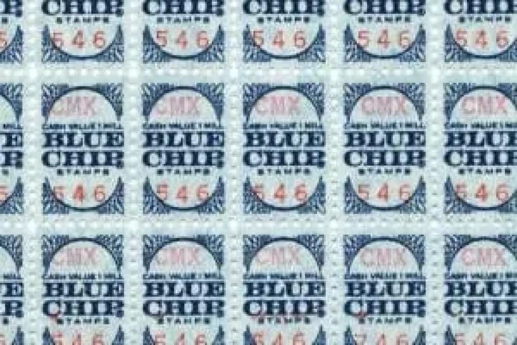 Charlie Munger Blue Chip Stamps