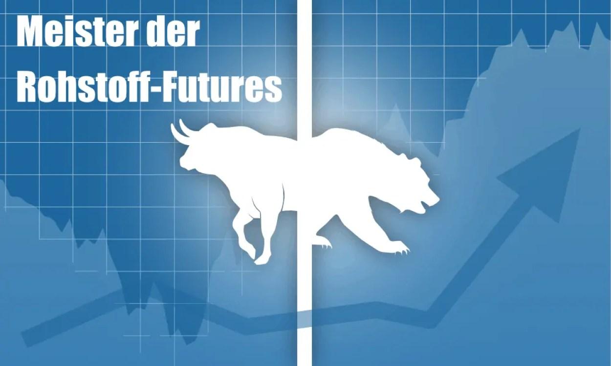 Richard Dennis - Rohstoff Trading