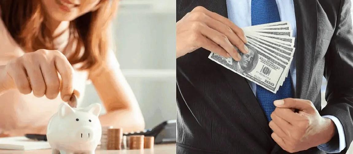 Investment - Unterschiede zwischen Mann und Frau