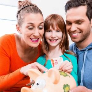 Geldanlage für Kinder - die Möglichkeiten