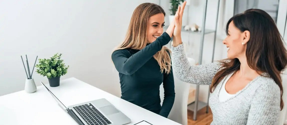 Frauen und Investment