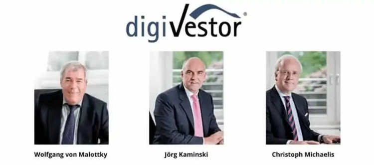 Digivestor-Geschäftsführung