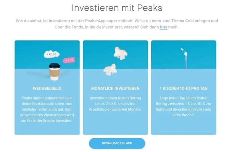 Peaks-Robo-Advisor-Investment