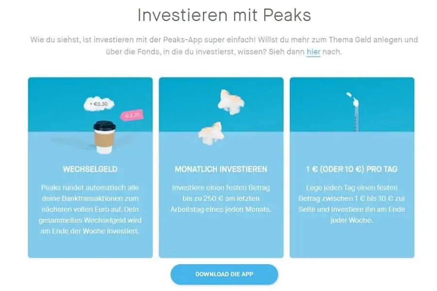 Peaks-Robo-Advisor-Investment