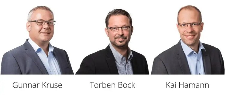 Peningar - Management-Team des RoboAdvisors
