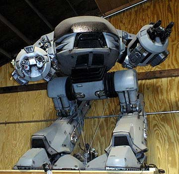 robot askerler