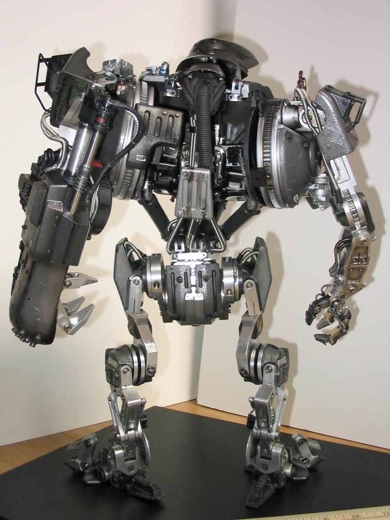 Robocop Terminator Movie
