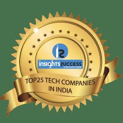 Robolab Awarded by Top25 Tech Company