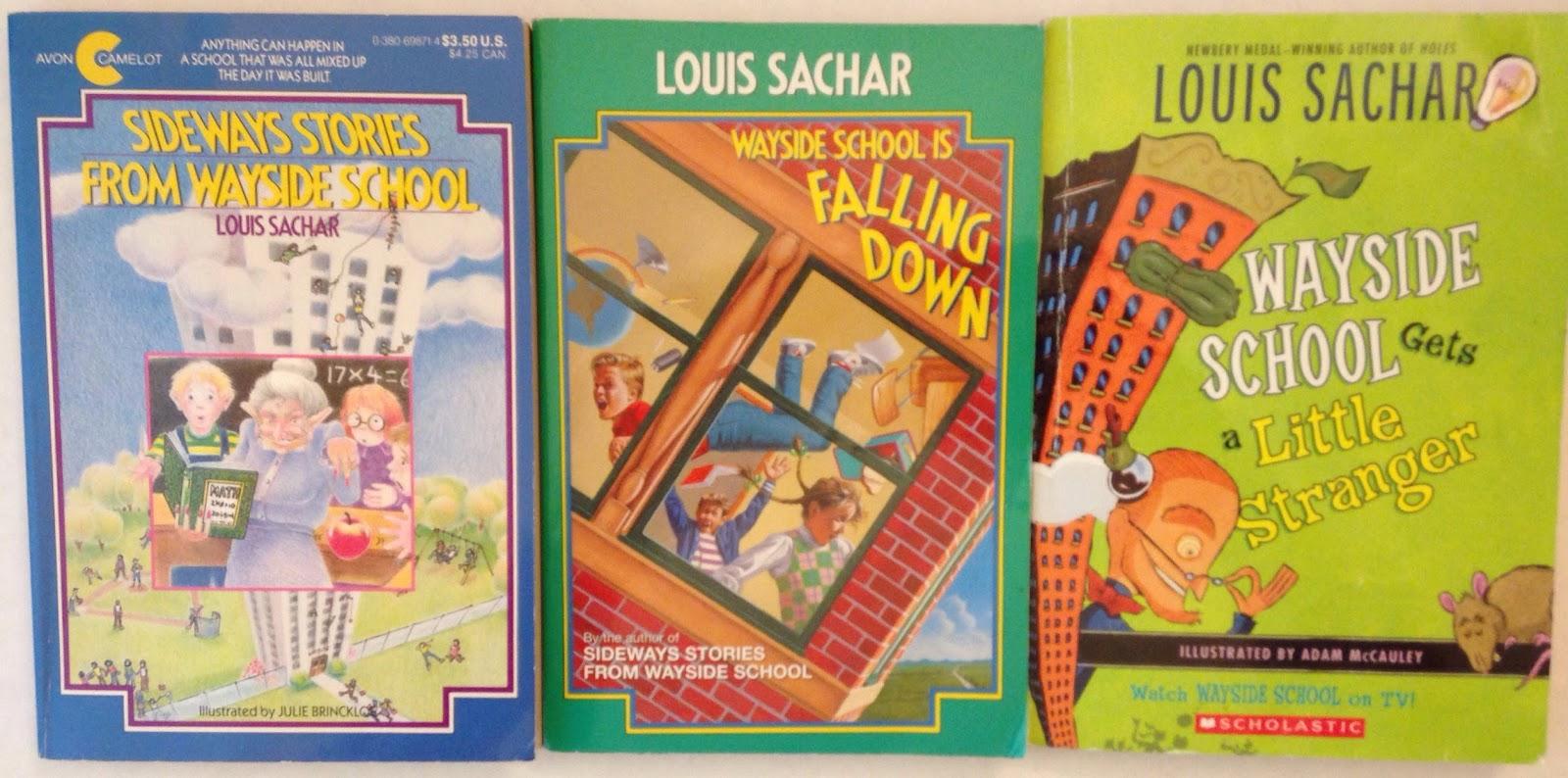 wayside school characters
