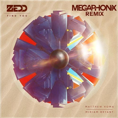 zedd megaphonix