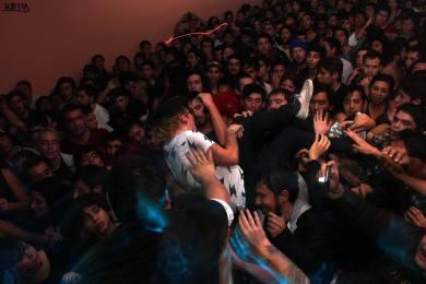 Eterna Inocencia @ Soc. Lzo. Arenas, Concepción 3/4/14