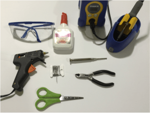 Tools for making blinky-bots.