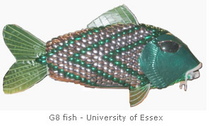 Robot G8 Fish Essex