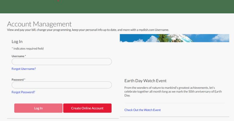 Dish Network Account Login | roboticplanet.co