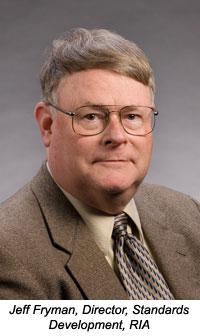 Jeff Fryman, Director, Standards Development