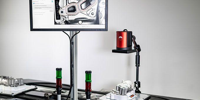 Reliable Quality Inspection of Plastics With Autonomous Machine Vision
