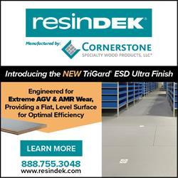 ResinDek® Panels, The Flooring Solution for Robotic Platforms