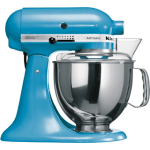 Kitchenaid Artisan Blu Cristallo