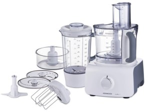 Kenwood Multipro Home Food Processor FDP603WH