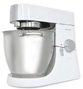 Impastatrici Kenwood Chef Major Titanium