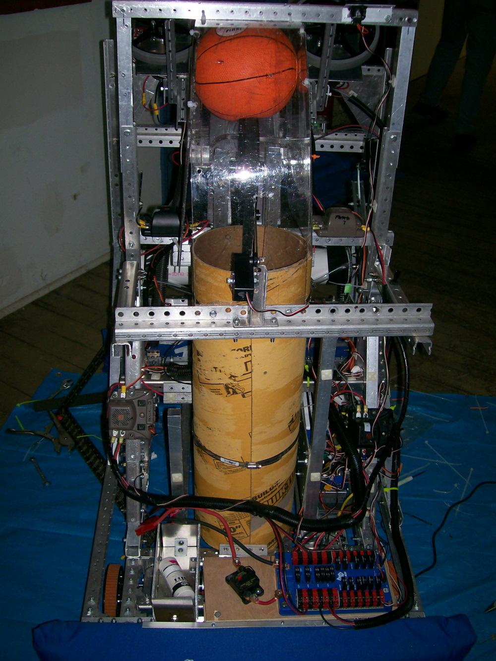 2012 Rebound Rumble Robotomies