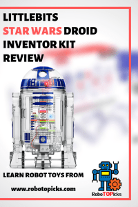 Littlebits Star Wars Droid Review, Robotopicks