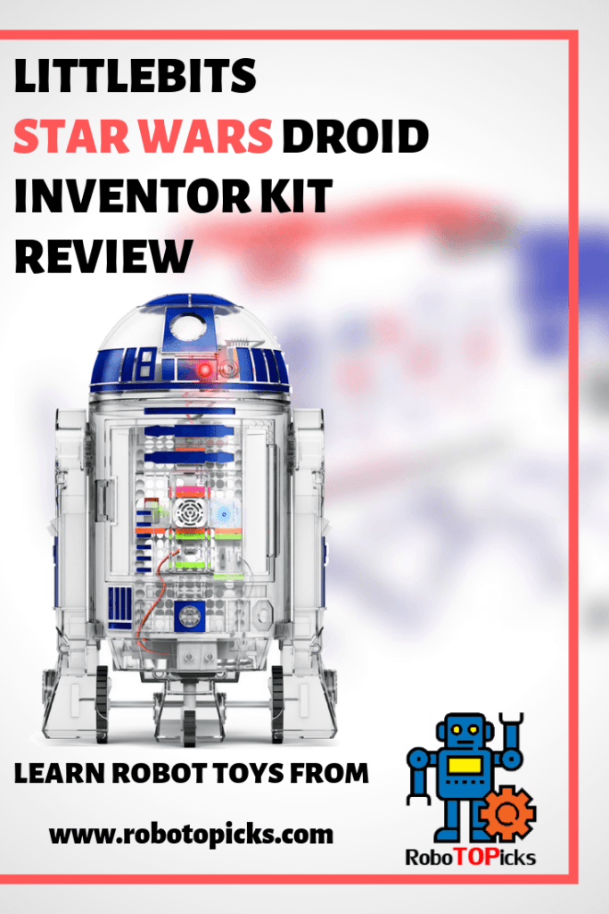 Littlebits Star Wars Droid Review, Robotopicks