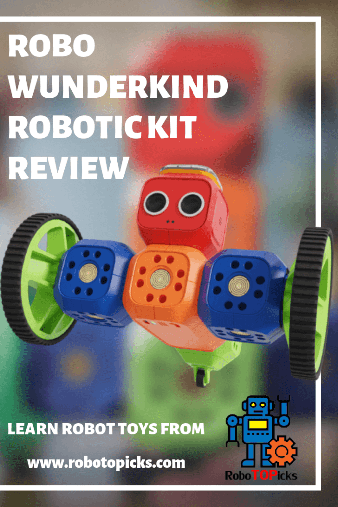 Robo Wunderkind Review, robotopicks_1