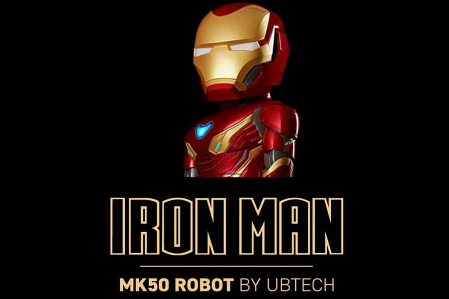 UBTECH Iron Man MK50 Robot Review