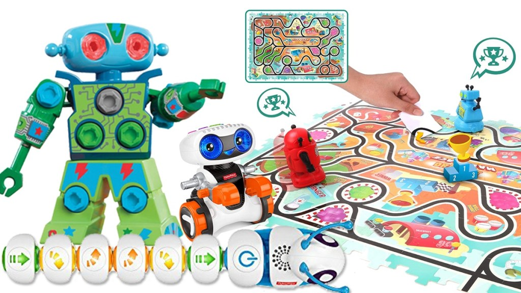 5 Best STEM robotic toys for toddlers 2019_robotopicks