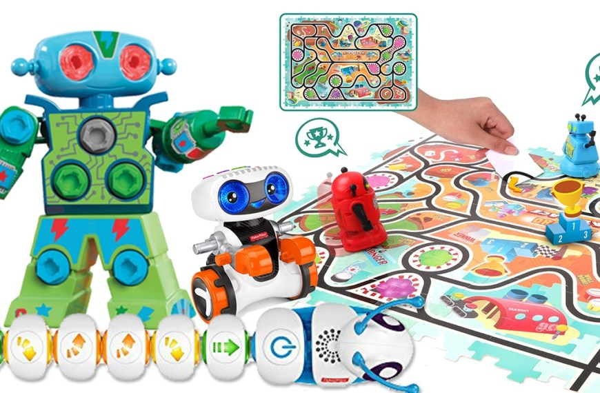 5 Best STEM Robotic Toys For Toddlers 2019