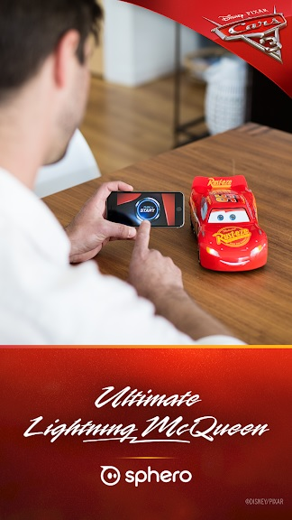 robotopicks_Sphero Ultimate Lightning McQueen_app 1
